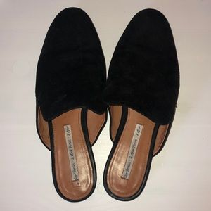 & Other Stories Black Loafer Style Shoes